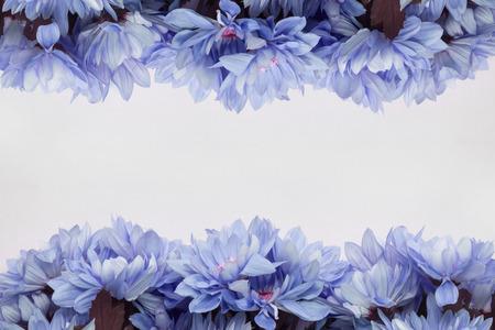bloem frame decoratie