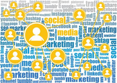 meta: Social Media Sixt and icons