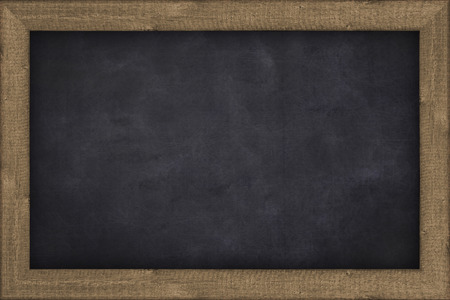 chalkboard blackboard background empty Standard-Bild