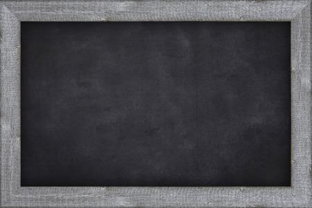 chalkboard blackboard background empty Standard-Bild