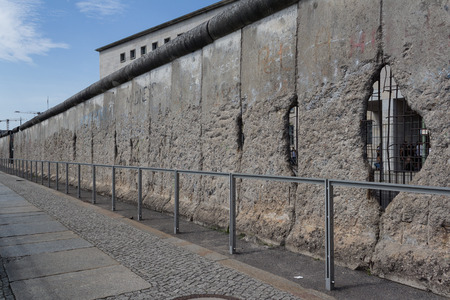 iron curtains: berlin wall, germany