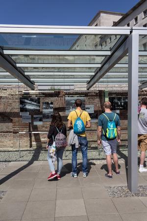 seconda guerra mondiale: Turisti a Muro di Berlino, Seconda World War Museum