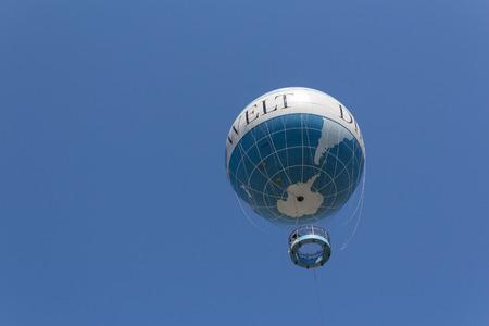 air: the World Hot Air Balloon Editorial