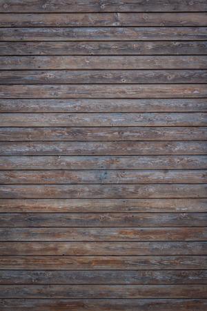 darkwood: old wooden planks, wood texture background. aged wooden door . Stock Photo