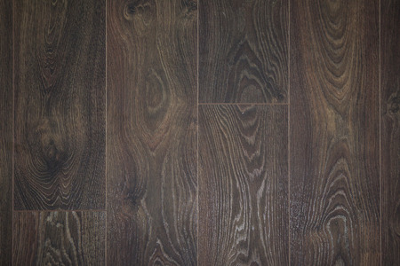 parquet texture: wooden laminate floor - dark wood flooring parquet Stock Photo