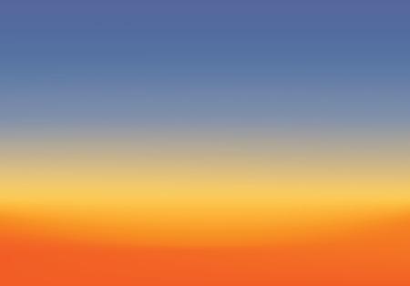 sunset sky: sunset sky background - gradient color background Stock Photo