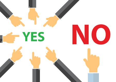 peer to peer: sí o no concepto de la presión de grupo - concepto thinkdifferent