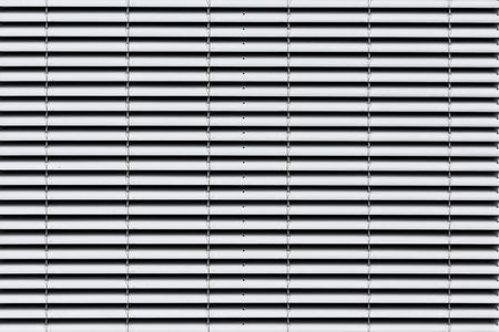 jalousie: grey jalousie background - sunblinds  shutter Stock Photo