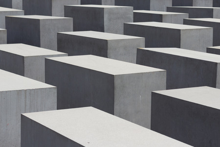jews: The Memorial to the Murdered Jews of Europe, also known as the Holocaust Memorial in Berlin. Editorial