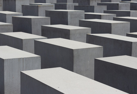 murdered: The Memorial to the Murdered Jews of Europe, also known as the Holocaust Memorial in Berlin. Editorial