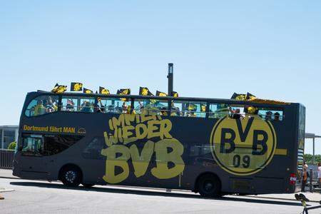 BVB-Cube Gobelet-Set-Borussia Dortmund
