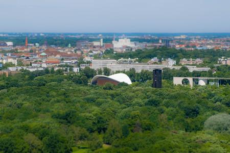 Berlin, Deutschland - 9. Juni 2017: Das Haus der Kulturen der Welt in Berlin. Standard-Bild - 80140990