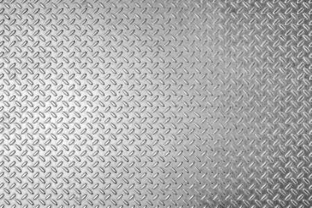 Metal floor background - metallic pattern texture