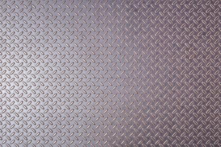 Metal floor texture - industrial metal background Stock Photo