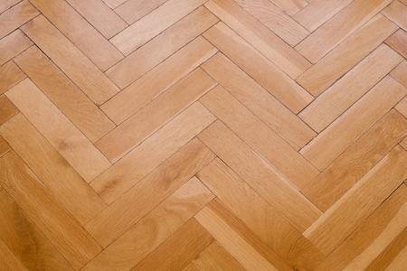 parquet floor, wooden floor closeup - herringbone