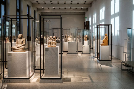 Inside the New Museum, Museum Iceland in Berlin Editorial