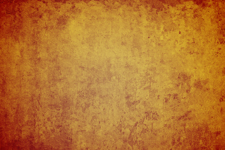 Vintage wall background - old orange, red stone texture