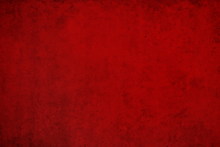 red wall background - old red stone texture   -