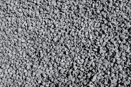 grey shingle stone  background - gray pebble stones