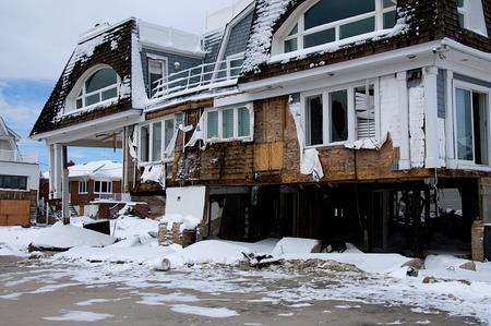 hurricane sandy: Six months after Hurricane Sandy