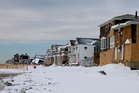 Six months after Hurricane Sandy