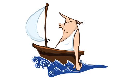castaway: Sailor