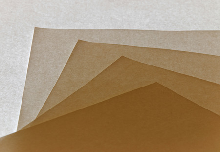 sceince: Stack of paper paper sheets showing the formation