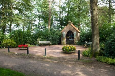 small chapel Banco de Imagens