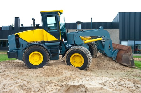 heavy bulldozer  Stock Photo - 7986757