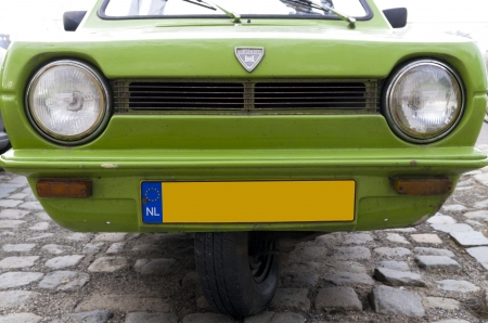 safest: green reliant robin three-wheeled car. The Robin was manufactured from 1973 till 1999. Despite the cars reputation for being unstable, a 2011 survey reported that Reliant Robin owners were statistically Britains safest drivers Editorial