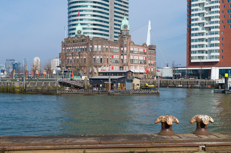 The New York Hotel on the Wilhelmina Pier in Rotterdam is a hotel located in the former offices of the Holland America Line (HAL). The hotel was opened in 1993.
