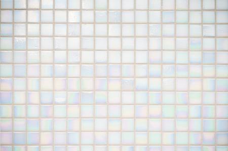 pinkish: background of small pinkish blue tiles