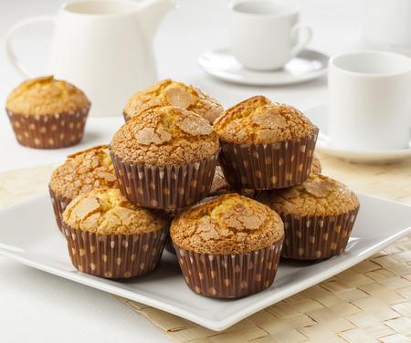 madalena: Spanish magdalenas pastry