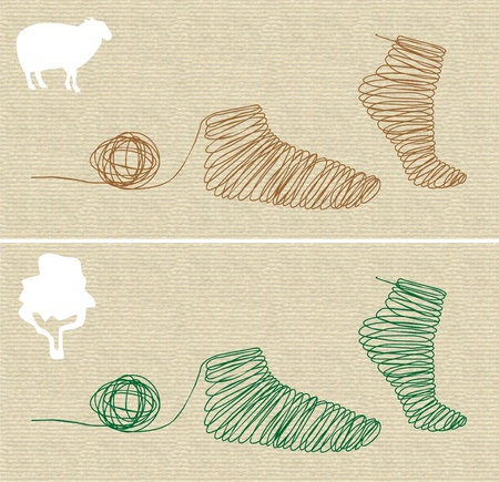 socks Imagens - 9826507