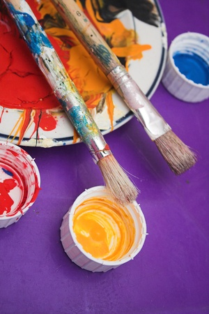 paint Stock Photo - 9826505