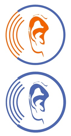 sign with ear
