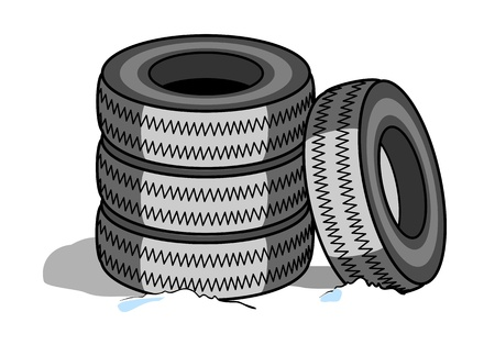 tire fitting: winter tires
