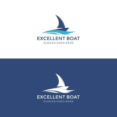 Excellent Boat Logo for your best company