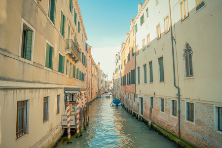 old  buildings: Old buildings in Venice Italy