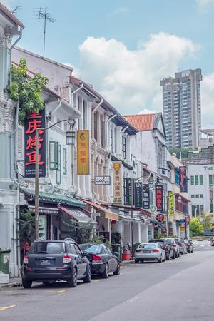 old  buildings: Old buildings in Singapore