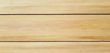 Light brown or yellow wooden background with copy space in the middle or center. Surface material and Hardwood