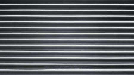 Pattern line of window shutter for background in black and white tone or monochrome. Texture wall or wallpaper 版權商用圖片