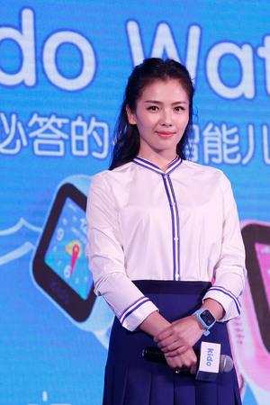 Actor Liu Tao at an event