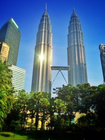 petronas: Torres Petronas