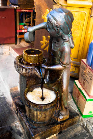 venerable: Walking in the streets of Pingyao County, the feelings of the ancient city everywhere fragrance sauce tastes - Pingyao County in Shanxi