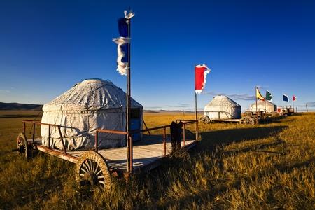 Yurt photo