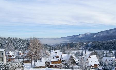 Ski Resort in Tatra Mountains