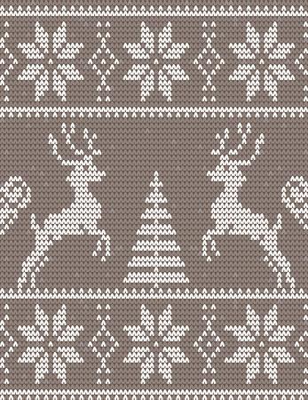 크리스마스와 새해 장식 - 사슴과 사슴 스톡 콘텐츠 - 46732432