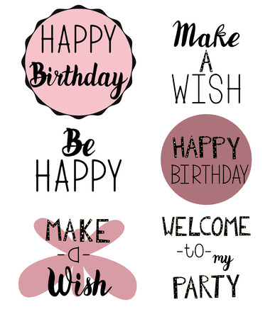 Happy Birthday Greeting Invitation Text For Cards Flyers And