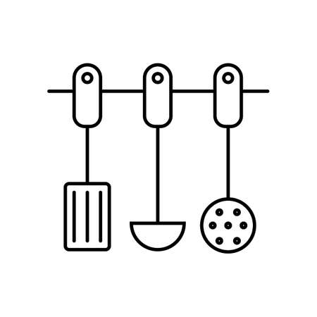 Kitchen tools icon element of kitchen icon for mobile concept and web apps. Premium icon on white background.